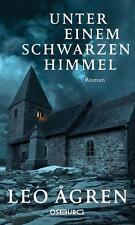 Buch Unter einem schwarzen Himmel von Leo Agren