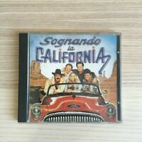 Sognando la California - CD Album Soundtrack - 1993 Emi - RARO!