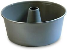 Classic Cast Pound Cake and Angel Food Pan W