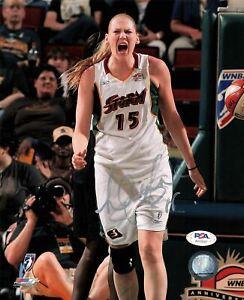 Lauren Jackson Signed WNBA 8x10 photo PSA/DNA Autographed Seattle Storm