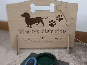 Freestanding Dog Stopper - Pet Garden Caravan Kitchen Stairs