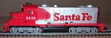 Tyco Santa Fe Diesel Loco 5628 with Illuminated Cab - HO Gauge - Free Postage