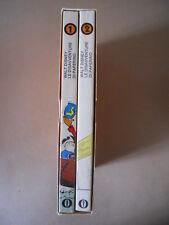 Le Disavventure di Paperino Disney cofanetti 2 volumi 1977  [G734F] Ottimo