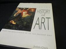 The Illustrated History of Art by Judith Clark - Beautiful Illustrations
