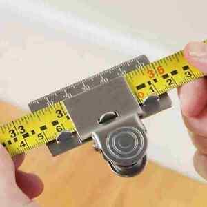 Measuring Tape Clip Precision Tape Measuring Tool Tape Measure Aid Clip