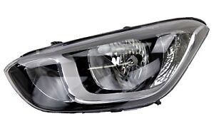 Headlight Hyundai i20 PB 03/2012-12/2015 New Left LHS Front Lamp 12 13 14 15