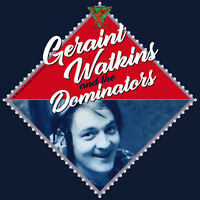 Geraint Watkins & the Dominators CD 1979 reissue + 8 bonus unreleased tracks new