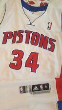 Peyton Siva 2013-14 Detroit Pistons Game Used Jersey SzXL+2 Louisville Cardinals