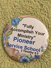 Set Of 20 Pioneer School Bloom