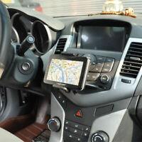 Universal Car CD Slot Mobile Phone Holder Cell Sat Nav Stand Mount Cradle Dash