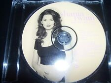 Shania Twain You Win My Love Rare Australian Promo CD Single – Like New