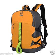 Waterproof Orange DSLR SLR Digital Camera Backpack Bag for Canon Nikon Pentax