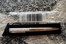 Swarovski 5224390 Crystalline Pen , Rose Gold Plated NIB Authentic