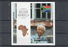 Tanzanian Politicians Famous People Postal Stamps