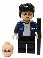 LEGO HARRY POTTER  MINIFIGURE DUEL HEAD BRAND NEW