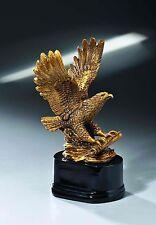 3 Siegesadler Figuren Resin Pokal 21cm (Pokale Wanderpokal Jubiläum Sieger ABI)
