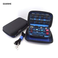2.5 inch SSD HDD Earphone Data XL/3DS 3DS Nintendo For card Name Bag