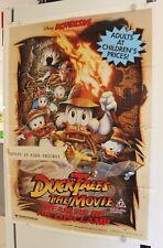 Duck Tales the Movie - Original Movie Poster