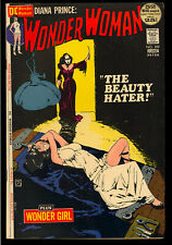 Wonder Woman #200 High Grade Jeff Jones Painted Cover DC Comic 1972 VF-