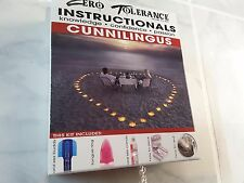 Evolved Novelties ZERO TOLERANCE INTRO TO CUNNILINGUS KIT Sex Accessories