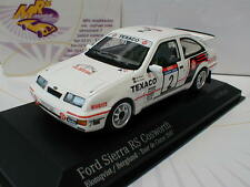 Minichamps 437878002 # FORD Sierra RS Cosworth Tour de Corse 1987 Blomqvist 1:43