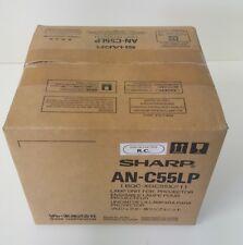 NEW OEM SHARP AN-C55LP (BQC-XGC55X//1) Projector Lamp 5A6B3