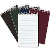 TOPS Narrow-Ruled Memo Book, 3 x 5, White, 50-Sheet Pads, EA - TOP8050