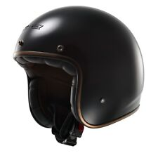 Casco Jethelm LS2 OF583 BOBBER Talla: XXL Color: negro mate OF 583