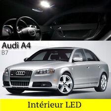 Kit ampoules à LED pour la lumière éclairage intérieur blanc  AUDI A4  B7