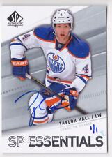 15-16 UD Buybacks Taylor Hall 1/1 Auto 2011 SP Authentic Oilers 2015