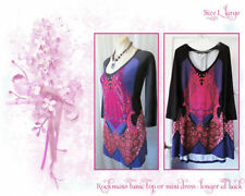 Rockmans Paisley Pattern Viscose Clothing for Women