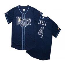 Tampa Bay Rays Blake Snell Replica Alternate Blue Jersey SGA  7/20/19 NEW Medium
