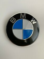 BMW Front Hood 82mm High Quality Emblem Sign Badge Logo 1 3 5 6 7 X1 X3 X5 X6 Z3