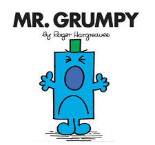 MR GRUMPY - Vol 27 - Mr Men Story Book - Mr Men Library - NEW