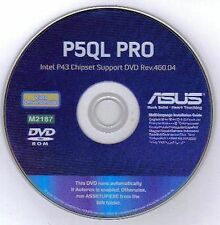 ASUS P5QL PRO Motherboard Drivers Installation Disk M2187