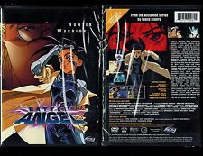 Battle Angel, Hunter Warrior (Brand New Anime DVD, 1999) Region 1