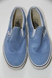 Vans Gr. 40 Damen Classic Slip-on Sneaker blau navy Slipper Sommerschuh