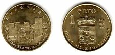 Pamiers, 1 euro, 1997 - Euros temporaires des villes