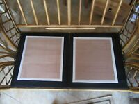 """2 x Sofa/Armchair/Chair Approx 24""""x24"""" Sagging Saver Boards Support 9mm Plywood"""