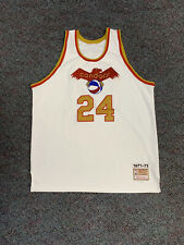 Mitchell Ness Pittsburgh condors Basketball Jersey Size 56 Authentic Nba