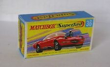 REPRO BOX MATCHBOX SUPERFAST n. 36 draguar