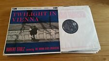 TWILIGHT IN VIENNA ROBERT STOLZ - RCA SF 5067 - LIVING STEREO - LP