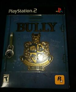Bully: Collector's Edition PLAYSTATION 2 Game + Dodgeball Sealed in Box