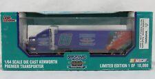Brickyard 400 1995 1:64 Scale Die Cast Kenworth Premier Transporter