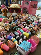 LOL SUPRISE DOLL LOT USED BIG SISTER LITTLE SISTER PETS ACCESSORIES