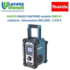 Makita - Radio da cantiere senza Batteria Dmr107
