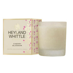 Heyland & Whittle Gold Classic Candle - Cherry Blossom