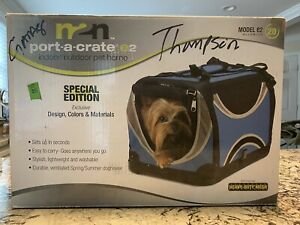 """Port-A-Crate, First Trax Indoor and Outdoor Home for Pets, Foldable, 20"""""""
