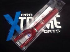Apex infinity Stunt Scooter Forks Anodised Red FREE STICKERS & FREE DELIVERY