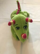 1997 Scholastic Side Kicks LIZ Plush Magic School Bus Lizard Stuffed Animal